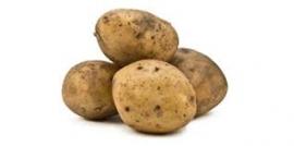 Indiase aardappelpuree